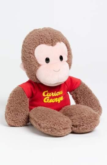 Gund Toddler 'Curious George' Stuffed Animal