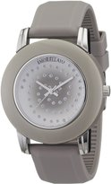 Morellato Women's R0151100513 Colours Grey silicone band watch.