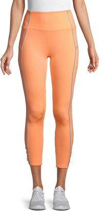 FREE PEOPLE MOVEMENT You're A Peach Sport Leggings