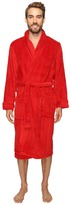 Jockey Sculptured Striped Fleece Robe