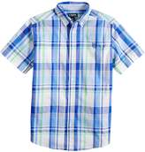Chaps Boys 4-20 Milo Plaid Button-Down Shirt