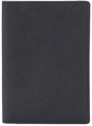 Smythson Panama passport holder