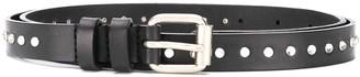 Philosophy di Lorenzo Serafini Embellished Skinny Belt