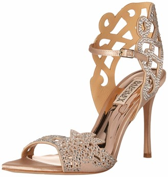 Badgley Mischka Women's Amery Heeled Sandal