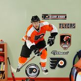 Fathead Philadelphia Flyers Claude Giroux Wall Decals