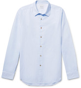 Paul Smith - Slim-fit Slub Cotton Shirt