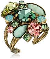 "Sorrelli Gem Pop"" Contemporary Cluster Ring, Size"