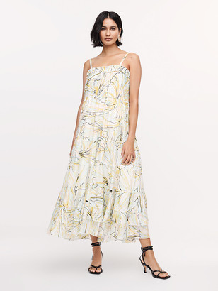 Diane von Furstenberg Julia Soft Voile Convertible Dress