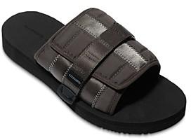AllSaints Men's Coleman Slip On Sandals