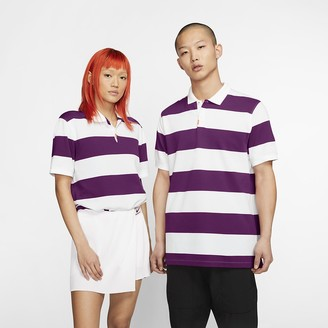 Nike Unisex Striped Polo The Polo