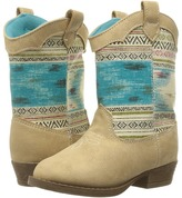 Baby Deer Aztec Western Boot (Infant/Toddler)