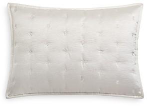 Hudson Park Collection Nouveau Quilted Standard Sham - 100% Exclusive