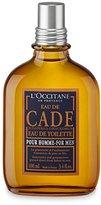 L'Occitane CADE Eau de Toilette for Men, 3.4 fl. oz.
