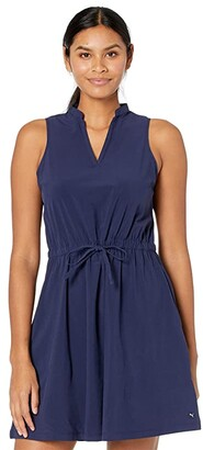 Puma Newport Dress (Peacoat) Women's Clothing