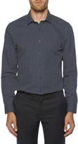 Ben Sherman Ditsy Paisley Printed Formal Super Slim Fit (Camden) Shirt