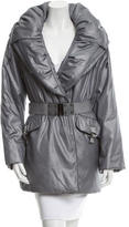 Magaschoni Oversize Belted Coat