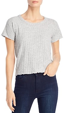 Chaser Ribbed Tee