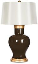 Barclay Butera For Bradburn Home Cleo Table Lamp - Chocolate/Gold