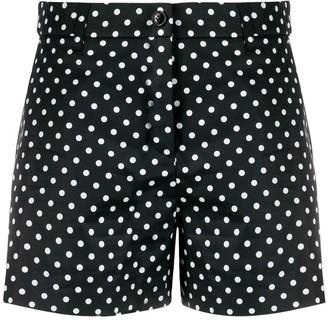 Boutique Moschino Polka-Dot Print Shorts