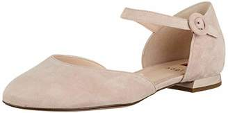 Högl Women's Dinky Ankle Strap Ballet Flats, ()
