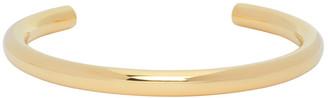 Saskia Diez Gold Bold Necklace