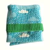 rainy day mini blanket by donna wilson - 1 left! CLEARANCE
