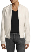 BLK DNM Leather Solid Jacket