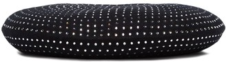 Saint Laurent Diamante Embellished Beret