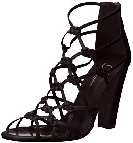 Delman Women's D-SCANDL-N Dress Sandal