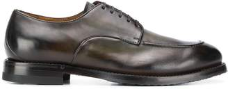 Silvano Sassetti leather Derby shoes