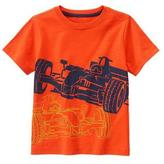 Gymboree Race Car Tee