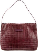 Calvin Klein Textured Shoulder Bag