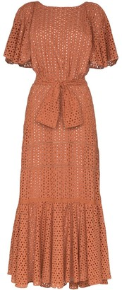 Johanna Ortiz You Should Be Dancing broderie anglaise dress