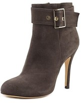 Eight Yl02ula Pointed Toe Suede Ankle Boot.