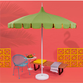 California Umbrella Pagoda Series Patio Umbrella