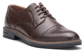 X-Ray Xray Spencer Cap Toe Oxford