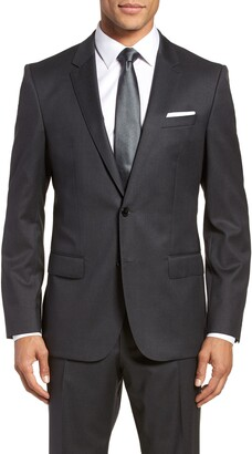 BOSS Hayes CYL Slim Fit Solid Wool Sport Coat