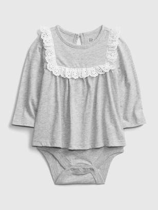 Gap Baby Lace Bodysuit