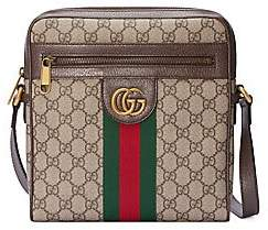 Gucci Men's Ophidia GG Small Messenger Bag