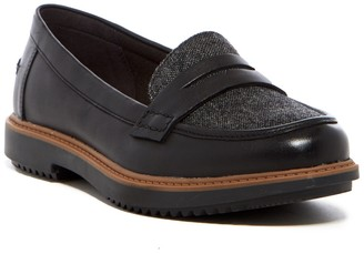 Clarks Raisie Eletta Penny Loafer - Wide Width Available