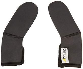 Hauck Handle Me 2 Pushchair Handgrip Cover, Baby Pram Handle Protector Sleeves for Separate Handles, 12 x 5.5 cm, Grey