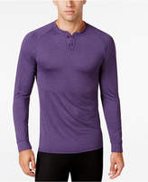 32 Degrees 32° COOL Ultra-Soft, Quick Dry, Henley Top