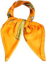 Hermes Paris Modiste Silk Scarf
