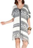 California Moonrise High Priestess Knit Sweater Tunic