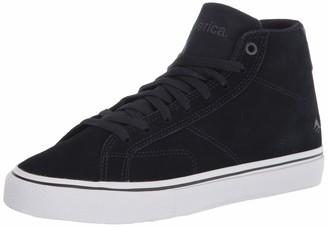 Emerica mens Omen Hi High Top Skate Shoe