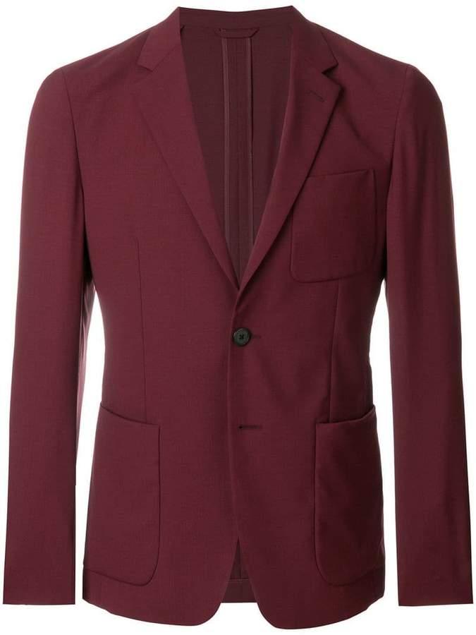 Prada buttoned blazer