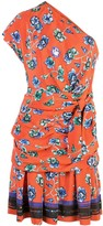 Derek Lam 10 Crosby French floral print dress