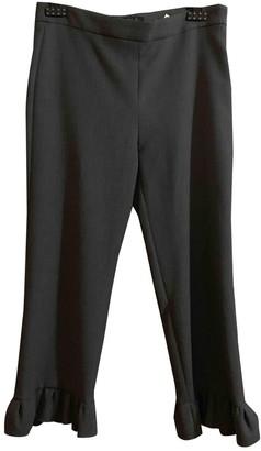 N. Zara \N Grey Spandex Trousers for Women