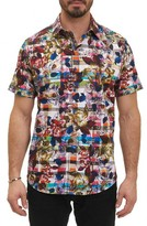 Robert Graham Men's Navin Classic Fit Sport Shirt