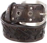 Henry Beguelin Leather Waist Belt